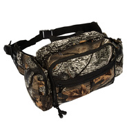 World Famous Sports Deluxe Camo Waist Pack