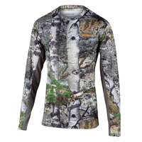 Nomad Men's Camo Long-Sleeve Cooling Tee