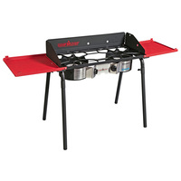 Camp Chef Explorer 2x Deluxe Combo Stove