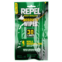 Repel Mosquito Wipes