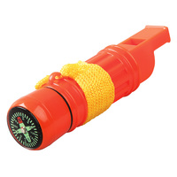 Stansport 5-in-1 Safety Whistle