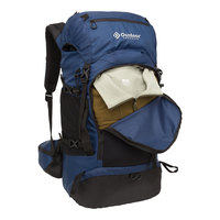 Outdoor Products Shasta 55L Internal Frame Backpack