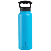 Fifty Fifty 40oz. Stainless-Steel Double-Wall Vacuum-Insulated Bottle
