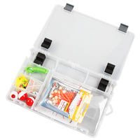 Shakespeare Catch More Fish Trout Utility Tackle Box Kit