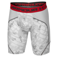 Under Armour Novelty Spacer Youth Sliding Shorts
