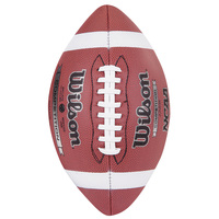 Wilson Silver Foil Competition Junior Size Football
