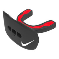 Nike Hyperflow Lip Protector Mouthguard - Black/Red