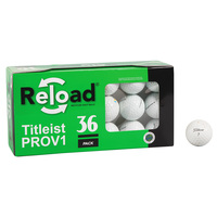 PG Professional Golf Reload Titleist ProV1/ProV1x Recycled Golf Balls - 36-Pack