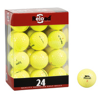 PG Professional Golf Reload Recycled Assorted Golf Balls - 24 Golf Balls