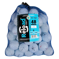 PG Professional Golf 48-Ball Mesh Bag of Recycled Golf Balls