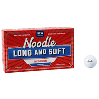 TaylorMade Noodle Long and Soft Golf Balls - 15 Golf Balls