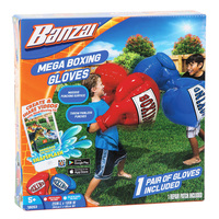 Banzai Mega Inflatable Boxing Gloves