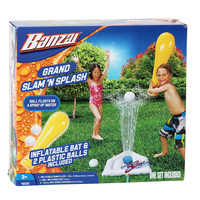 Banzai Grand Slam'n'Splash Water Baseball Game