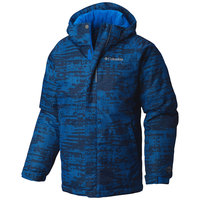 Columbia Boys' Twist Tip Waterproof Insulated Snowsport Jacket