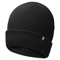 Heat Holders Men's Roll Up Cuffed Beanie
