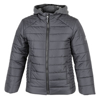 Pacific Trail Boys' Micro Quilt Hooded Puffer Jacket