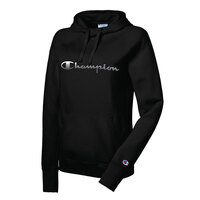 Champion Women's Powerblend Graphic Hoodie Pullover