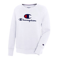 Champion Women's Powerblend Graphic Crew