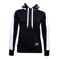 Under Armour Women's Rival Fleece CB Graphic Hoodie
