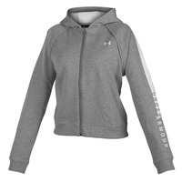 Under Armour Women's Rival Fleece Full-Zip Hoodie