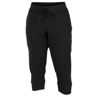 Under Armour Women's Slim Leg Fleece Crop Pants