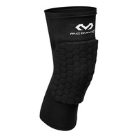 McDAVID Hex Padded Compression Youth Leg Sleeves - Pair