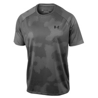 Under Armour Men's Tech 2.0 Short-Sleeve Printed Shirt