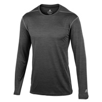 Russell Athletic Men's Charge Marble Knit Long-Sleeve Crew
