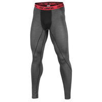 TEC-ONE Men's Tech Mesh Compression Leggings