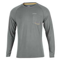 Pacific Trail Men's Performance Long-Sleeve Sun Tee