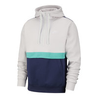 Nike Men's Sportswear Club Fleece 1/2 Zip Hoodie