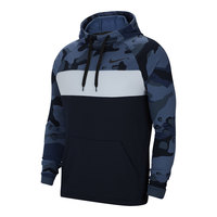 Nike Men's Dri-FIT Fleece Camo Training Hoodie