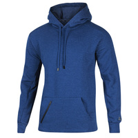 Russell Athletic Men's Cotton Rich Fleece Pullover Hoodie
