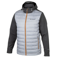 Columbia Men's Powder Lite Hybrid Insulated Down Jacket