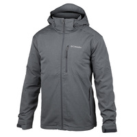 Columbia Men's Gate Racer Softshell Hooded Jacket