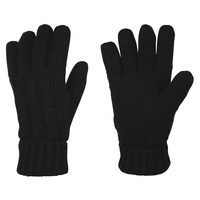 Heat Holders Girls' Cable Knit Gloves