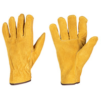MidWest Men's Cold Weather Suede Work Gloves