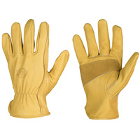 Dickies Saddle Grain Cowhide Leather Gloves