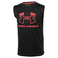 Under Armour Boys' Tech Muscle Tank Top