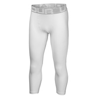 Under Armour Boys' HeatGear® Armour 3/4 Leggings