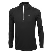 TEC-ONE Youth's 1/4 Zip Long-Sleeve Top