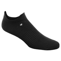 New Balance Men's Lifestyle Double-Tab Low-Cut Socks