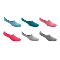 New Balance Women's Lifestyle Ultra Low No Show Socks - 6-Pack