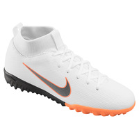 Nike MercurialX Superfly VI Academy Turf Jr Youth's Soccer Cleats