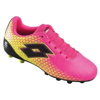 Lotto Forza Elite Jr Youth's Soccer Cleats - Pink