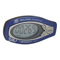Sportline Step and Distance Pedometer