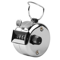 Go Time Gear Mechanical Tally Counter