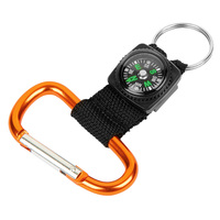 Outdoor Products Compass with Carabineer