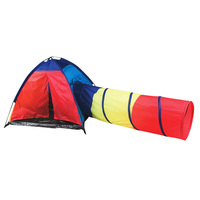 Tradewinds Expedition Play Tent with Tunnel