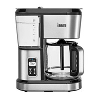 Bialetti Stainless Steel 12-Cup Coffee Maker